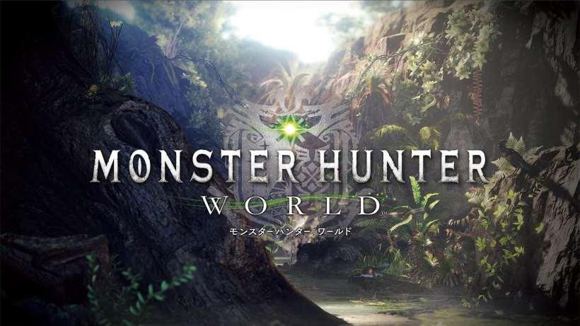 لعبة Monster Hunter World