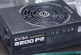 معرض CES2018: لمنقبي العملات EVGA تقدم مزود الطاقة SuperNOVA 2200W P2
