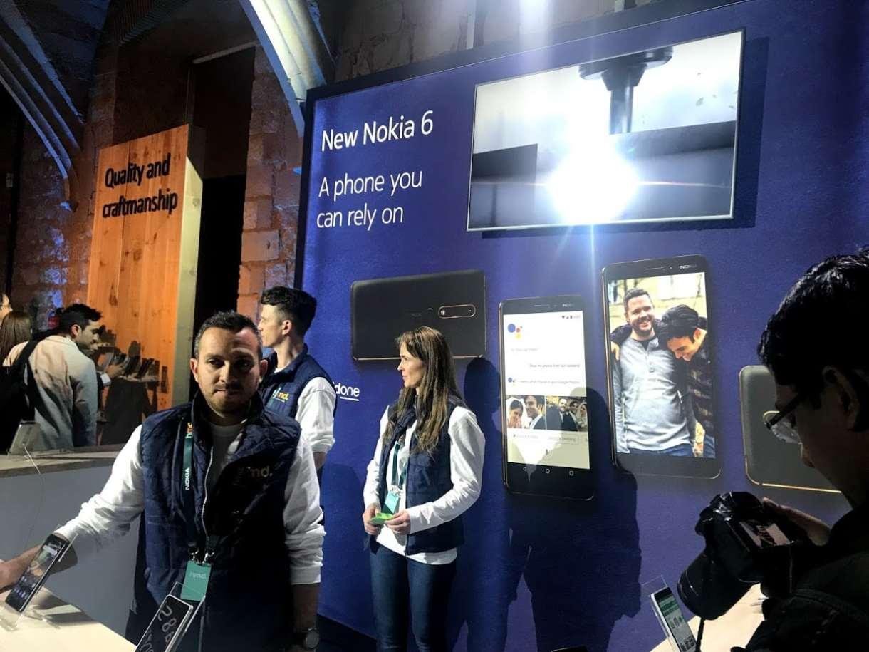 هاتف New Nokia 6