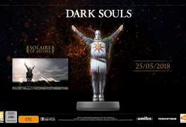 الـ Amiibo Dark Souls: Remastered