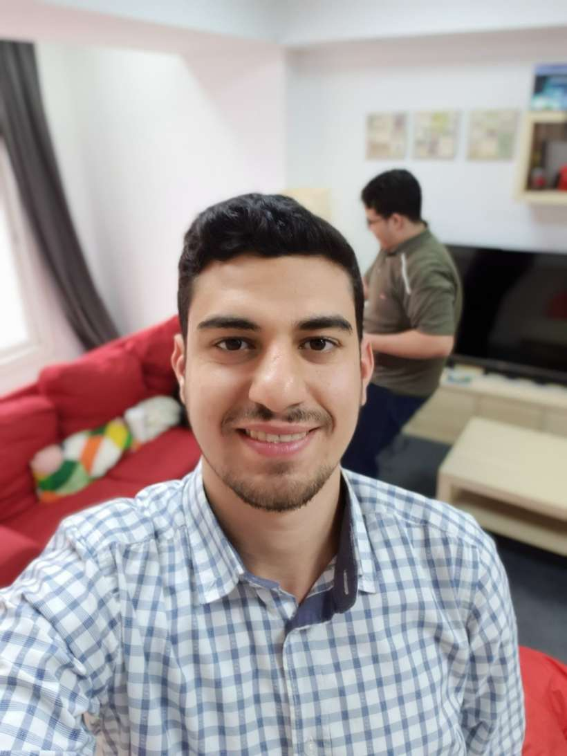 Samsung Galaxy S9 selfie Camera Sample (3)