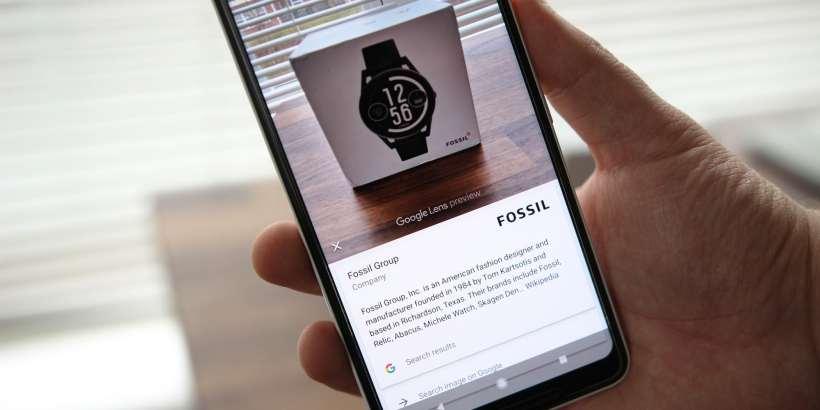 تقنيةGoogle Lens