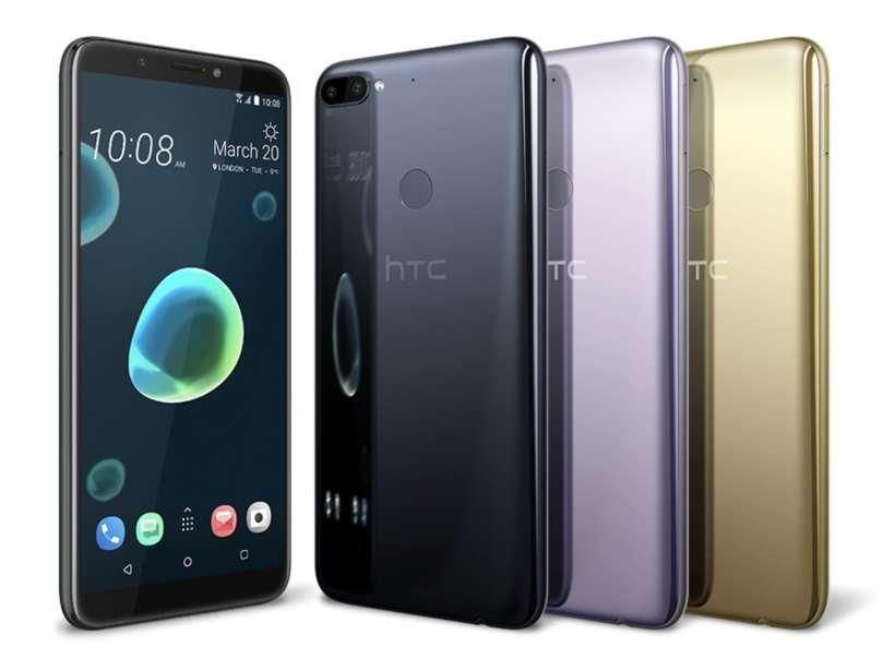 HTC Desire 12 & Desire 12+