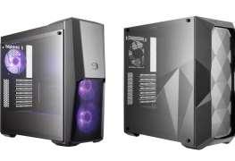 لمسة جمالية يضيفها مهندسوا Cooler Master على كيسات MasterBox MB500 & TD500L
