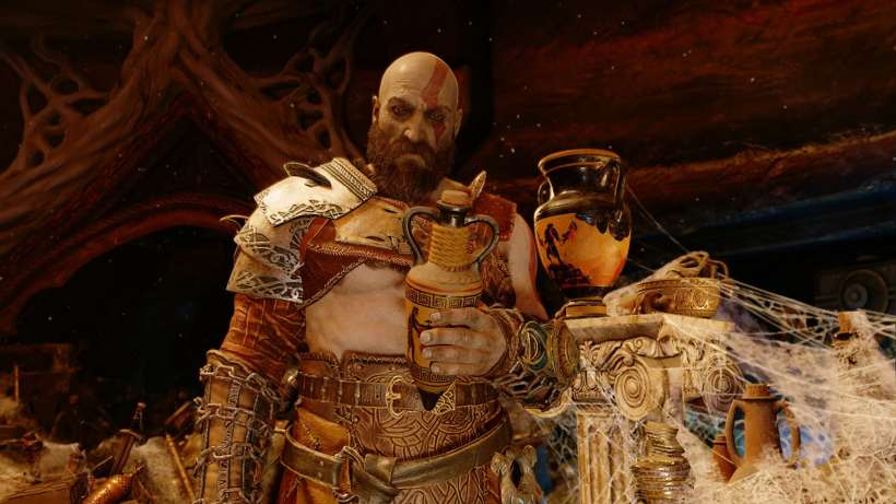 God of War GDC Game Developers Choice Awards