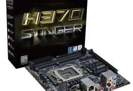 الكشف كذلك عن لوحة EVGA H370 Stinger بحجم mITX مغري