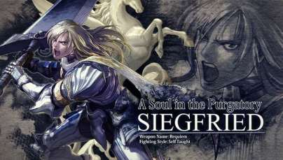 Soulcalibur VI Siegfred Art