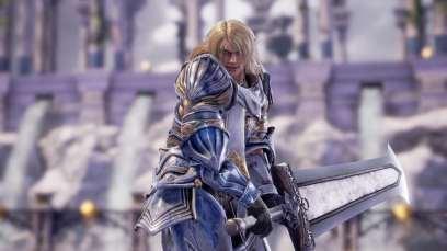 Soulcalibur VI Siegfred Screen 1