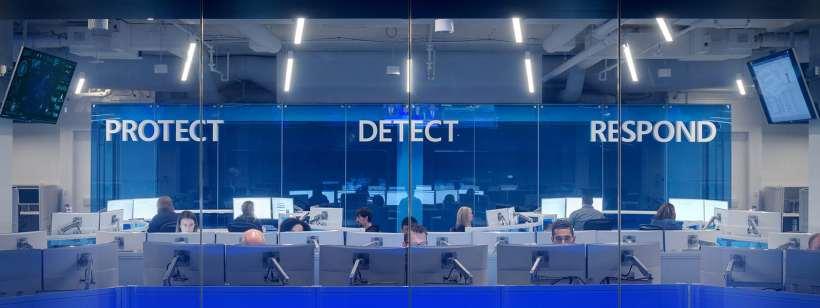 شعار Intel للحماية في تقنية TDT