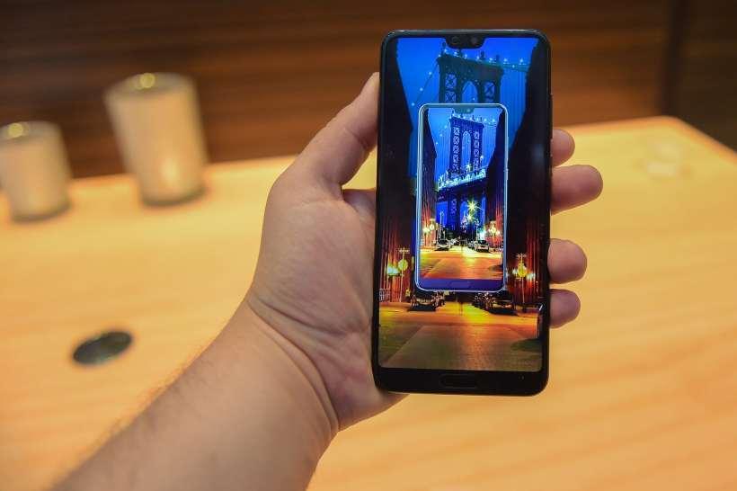 Huawei p20 pro ، هواوي بي 20 برو
