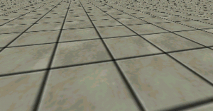 Texture Filtering artifacts