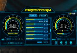 احترف كسر السرعة لبطاقات ZOTAC GTX 10 مع برنامج FireStorm