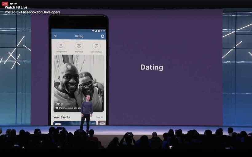 مؤتمر فيسبوك السنوي للمطورين Facebook F8 2018