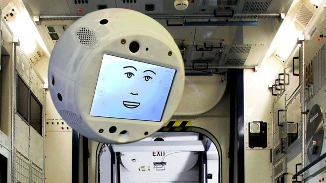 SpaceX Simon Robot