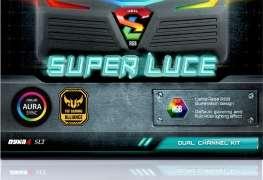 معرض Computex18: ذاكرة GeIL Super Luce RGB SYNC تنضم لمنتجات TUF Gaming Alliance