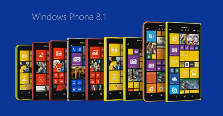 Windows Phone 8.1 ، ويندوز فون ،  Microsoft ، تويتر ، Twitter  ،
