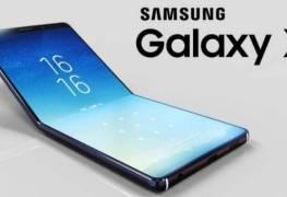 Galaxy S10 ، Galaxy X ، هاتف قايل للطي ، سامسونج القابل للطي ، قابل للطي