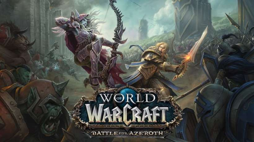 World of Warcraft Monthly Subscbtion