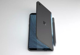 pocketable duel screen surface device from microsoft
