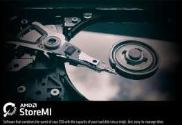ماهو دور تقنية AMD StoreMI في تسريع حلول التخزين لدينا؟
