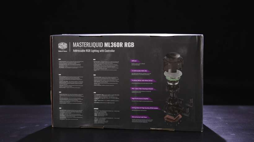 Cooler Master MasterLiquid ML360R RGB