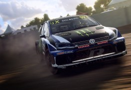 Dirt Rally 2.0 codemasters