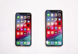 iPhone - LG -شاشات OLED