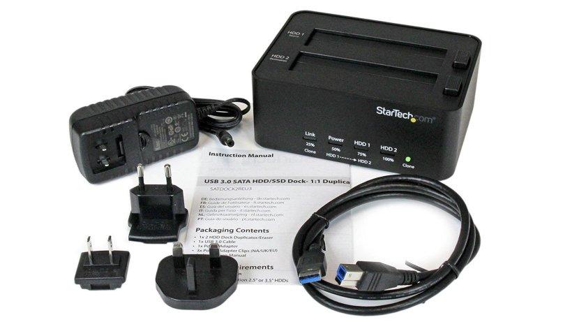 StarTech SATDOCK2REU