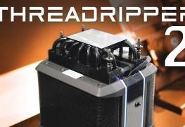 سلسلة Ryzen Threadripper 2