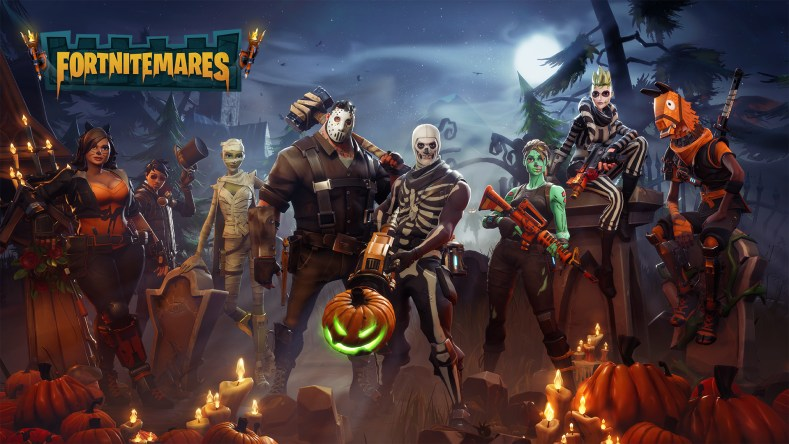 Epic Games Fortnite Save the World Fortnitemares