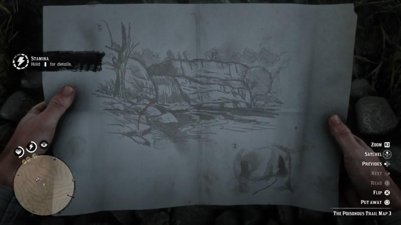 Red Dead Redemption 2 Poisonous Trail