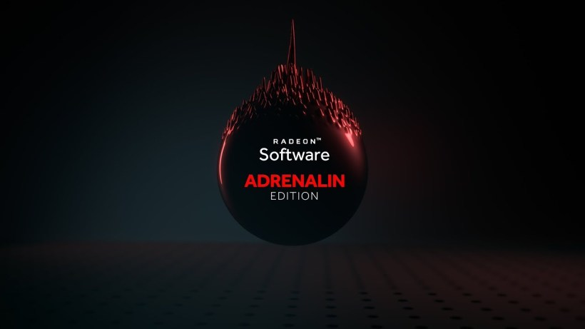 AMD Radeon Software Adrenalin