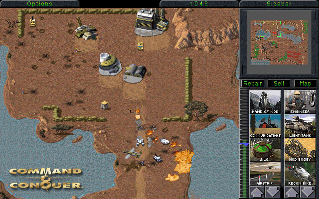 Command & Conquer: Tiberian Dawn Red Alert