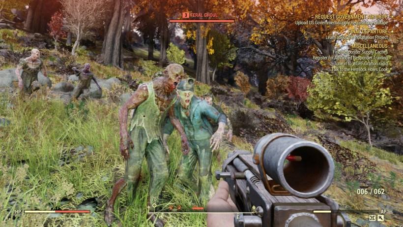 Fallout 76 bad graphics