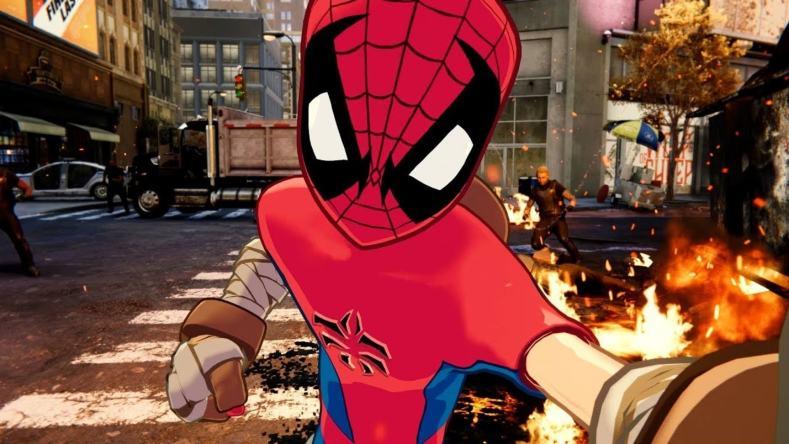 Spider-Man Turf Wars Spider Clan suit