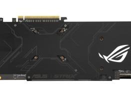 ROG Strix Radeon RX 590