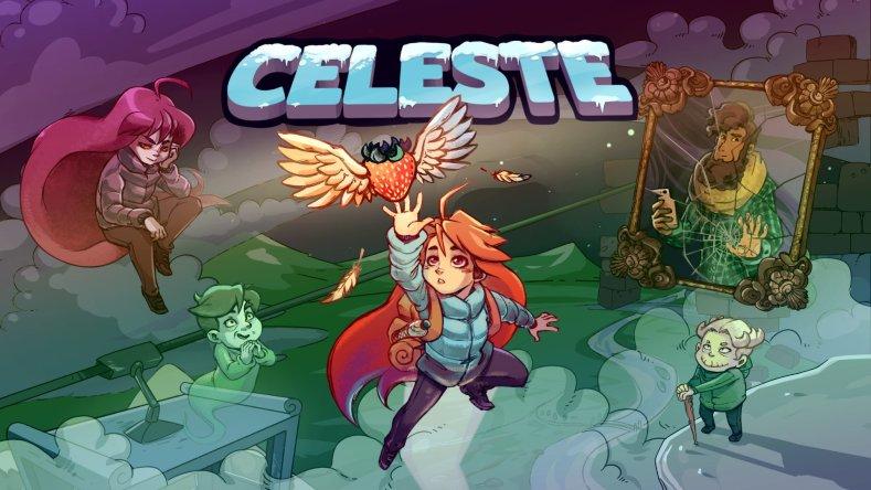 Celeste PC Platformer