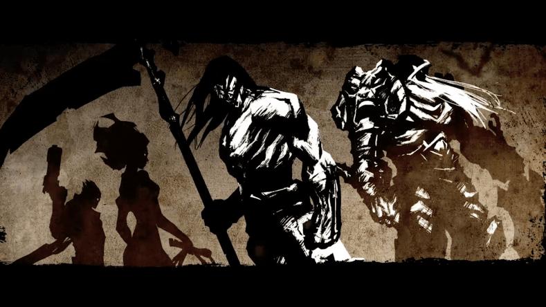 THQ Nordic Darksiders 3 Four Horsemen Story