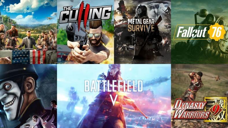 Disappointing Games 2018