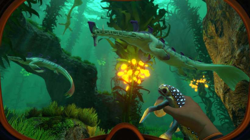 Subnautica Epic Game store PC