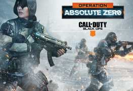 COD Black Ops 4 Absolute Zero