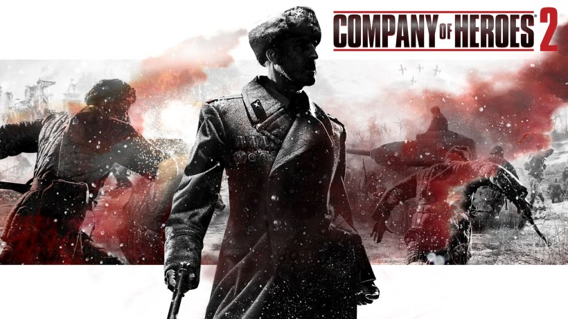 steam company of heroes relic entertainment