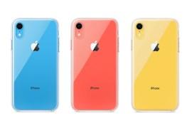 أبل - iPhone XR - غطاء شفاف