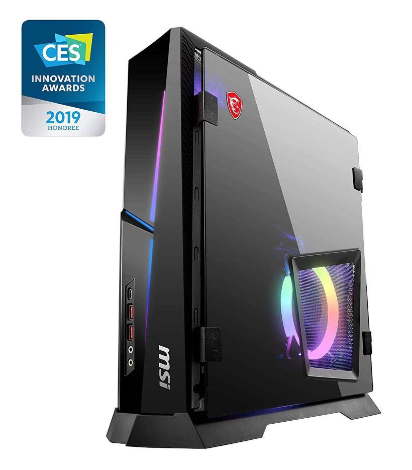 Triden X compact PC MSI ES Innovation Award