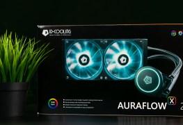 ID Cooling Auraflow 240- ID cooling DF-12025
