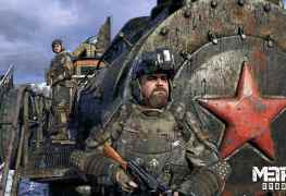 Metro Exodus 4A Games Xbox One Deep Silver Anna