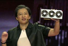 Radeon VII AMD RTX 2080 Nvidia