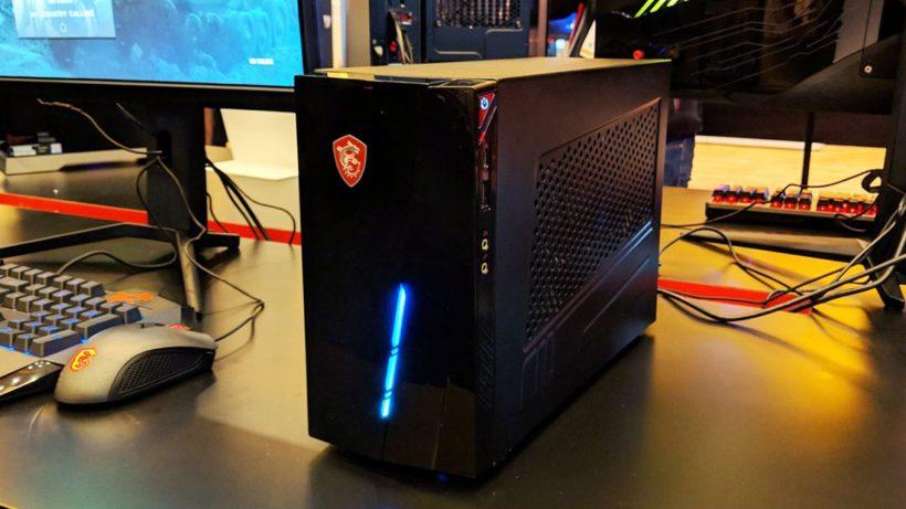 MSI Infinite S Gaming Desktop