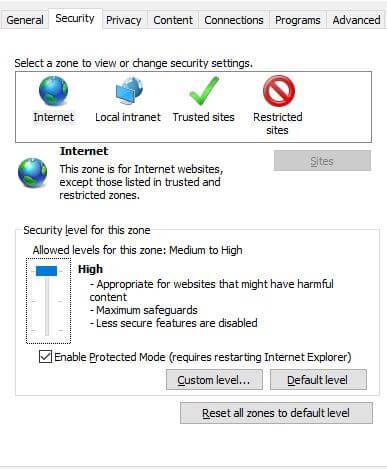 ميكروسوفت تحذر من استخدام متصفح Internet Explorer