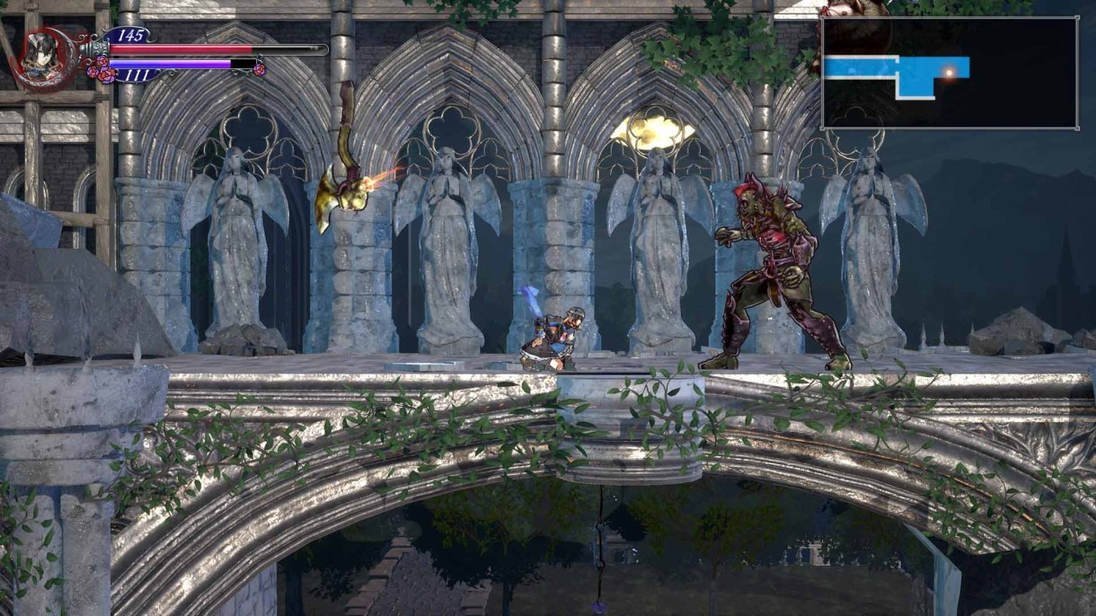 bloodstained ritual of the night 505 games